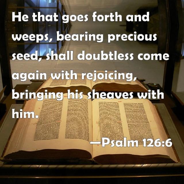 psalm 126_6